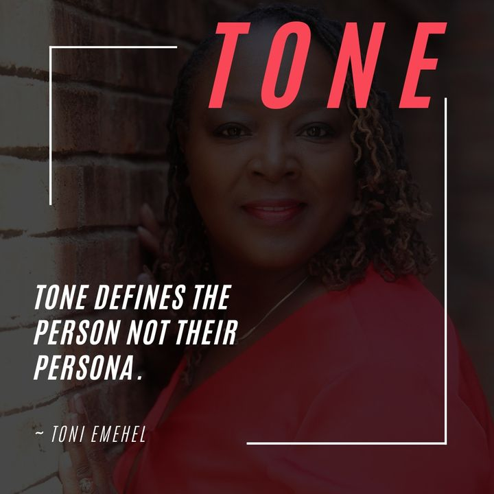 Tone Series | SAY IT AND OWN IT