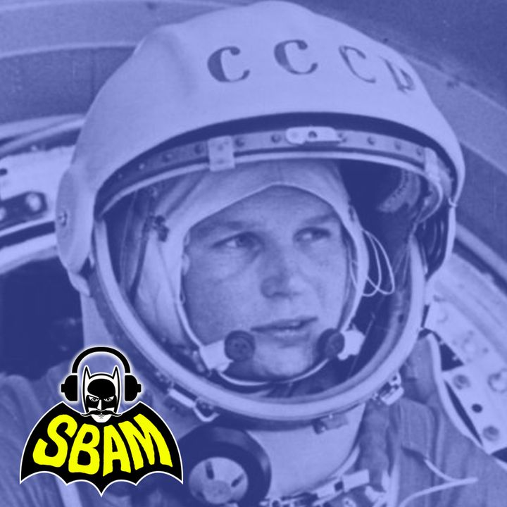 Ep. 16   Ricordi il nome della prima donna spaziale? (2 di 2)