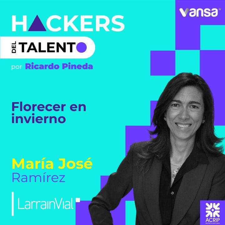 081. Florecer en invierno - María José Ramírez  (Larrain Vial)  -  Lado B