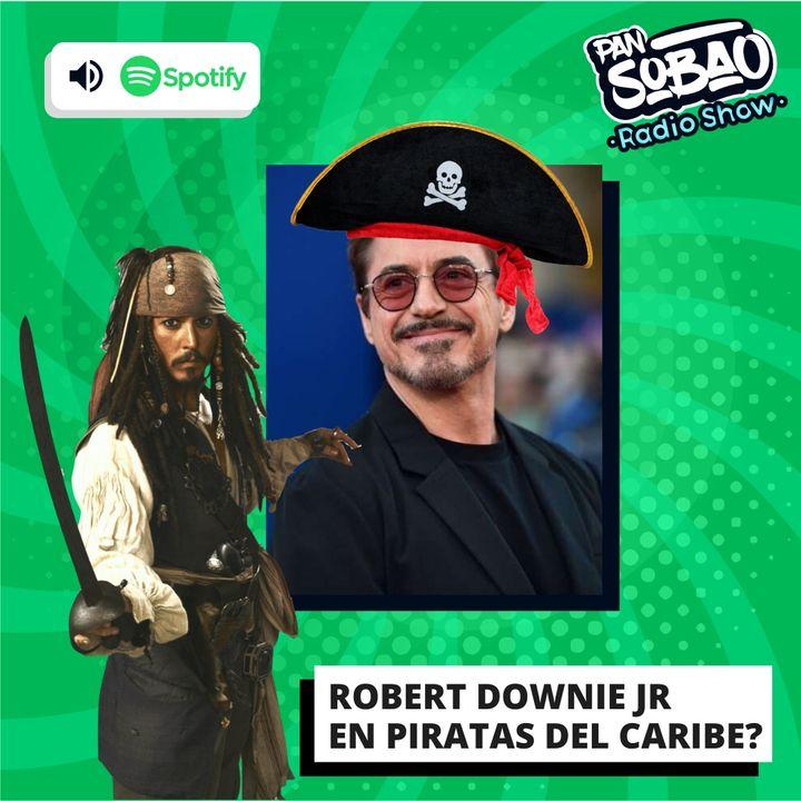 Robert Downey Jr. en la mira de Disney para Piratas del Caribe 6