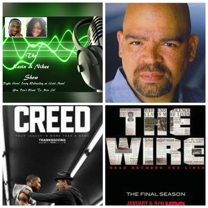 The Kevin & Nikee Show - Brian A. Wilson - Decorated American Film, Theater and TV Actor