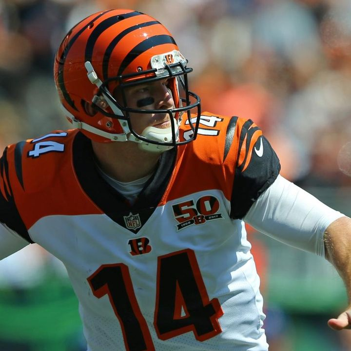 Locked on Bengals - 9/12/17 Bengals vs Ravens: A film review