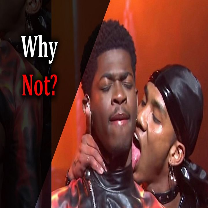 Why Can't The Straight Community Cancel Lil Nas X [INTENSE MESSAGE]