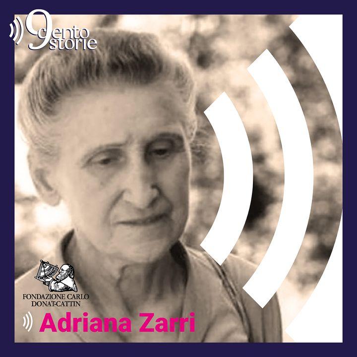 E3 - Adriana Zarri. Teologa, scrittrice, un'eremita nel mondo