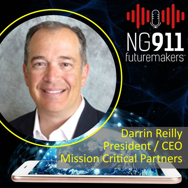 Darrin Reilly, President and CEO of Mission Critical Partners, LLC
