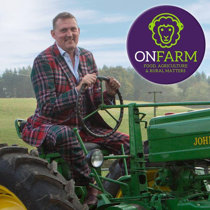 """Doddie Weir hails """"unbelievable"""" farming support"""