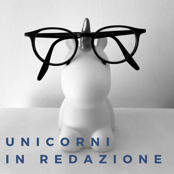 Unicorni in redazione - Le parole non bastano