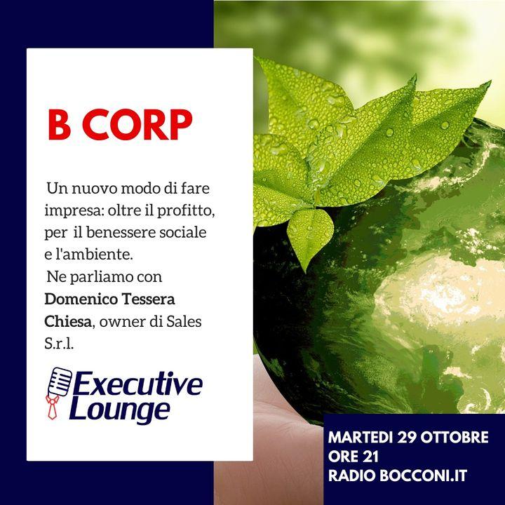 03x08 - Domenico Tessera Chiesa - B Corp -