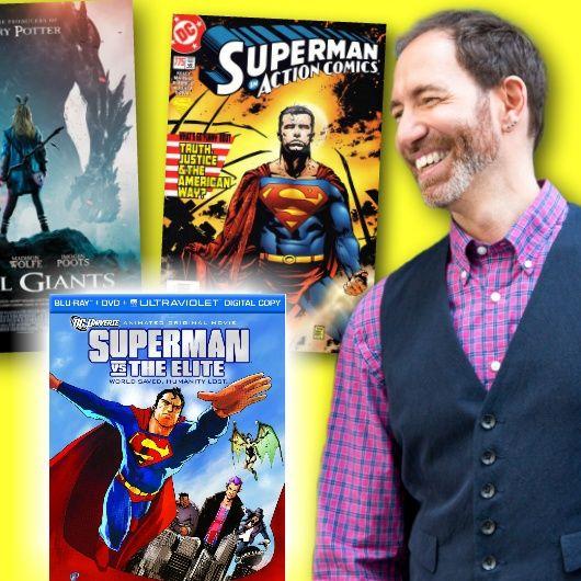 #345: Joe Kelly - writer/producer talks comics, animation, Spider-Man, Superman, Deadpool, and more!