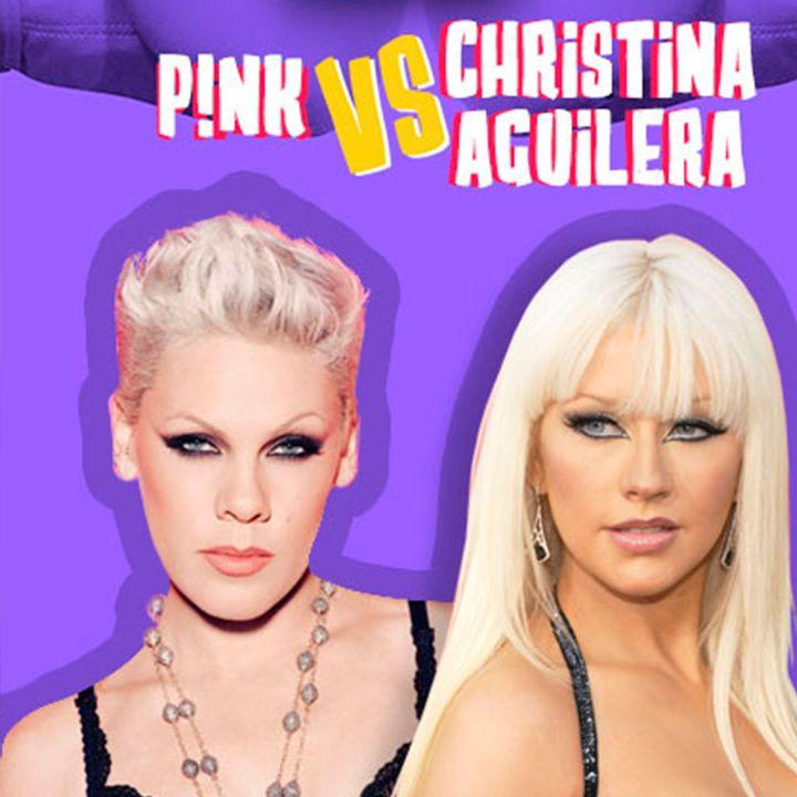 Christina Aguilera Vs P!nk: Get This Pleito Started