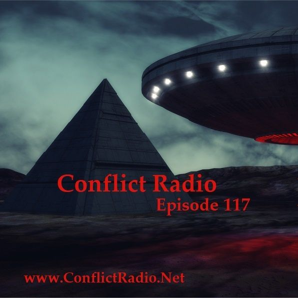 Episode 117  UFO Update with Chrissy Newton  OPEN LINES