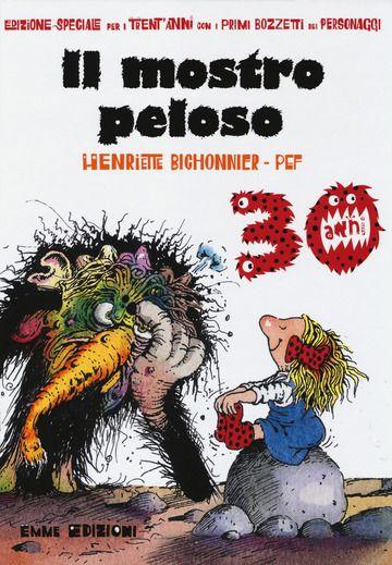 Audiolibri per bambini - Il mostro peloso (Henriette Bichonnier - Pef)