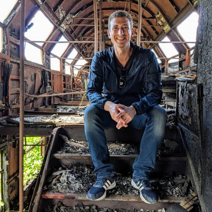 A Life of Travel with Derek Baron