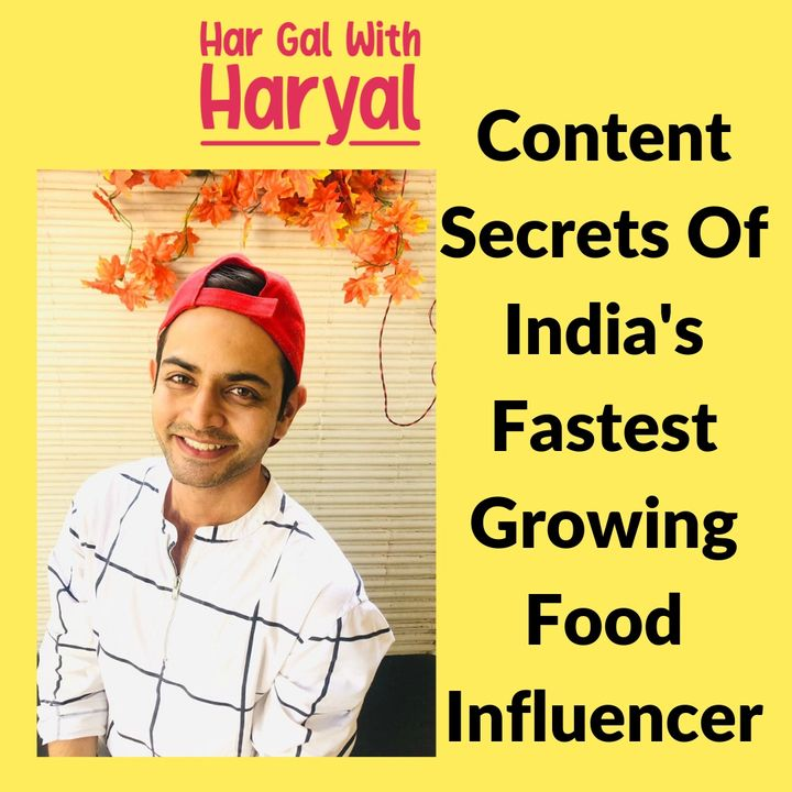 Learn Instagram Growth Secrets with Manthan Gattani   Food Influencer   Maths Tutor  Dancing Cook