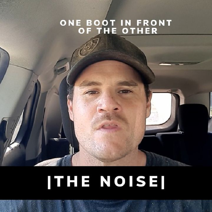 STOPPING THE NOISE    ODESSY OF MAN
