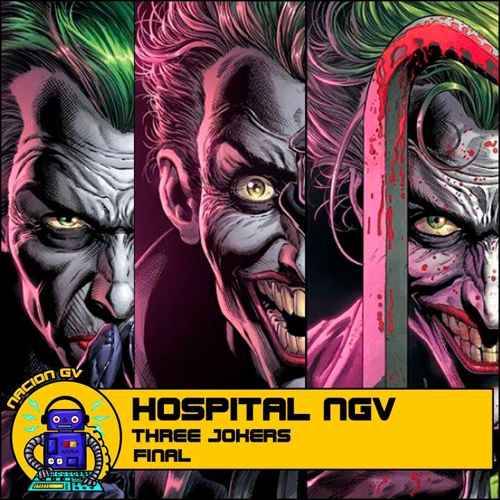 Los 3 Jokers (Final) - review - 1 de noviembre