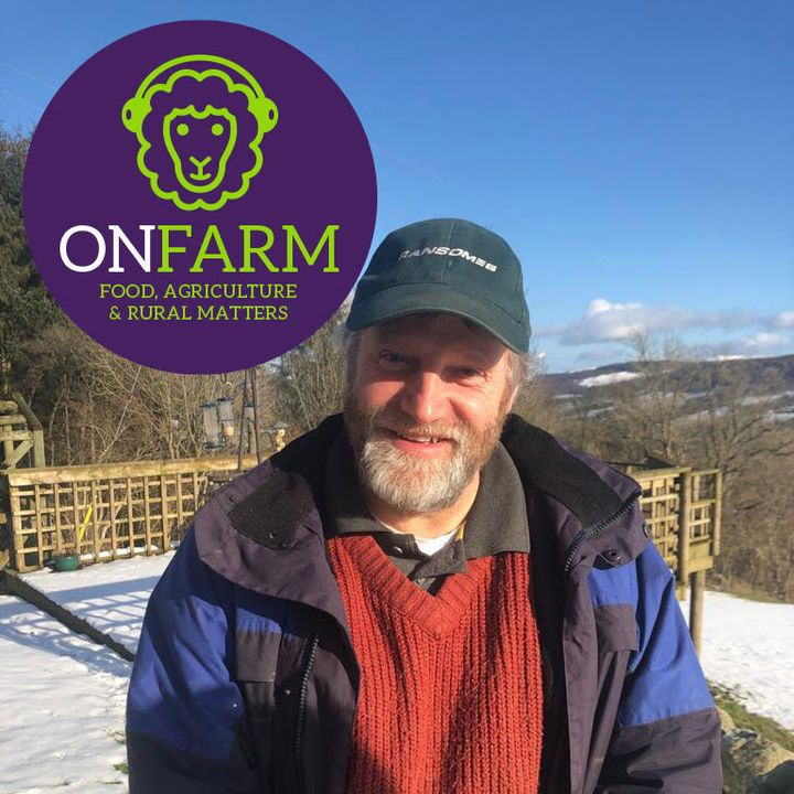 VEGAN farmer Martin Kennedy