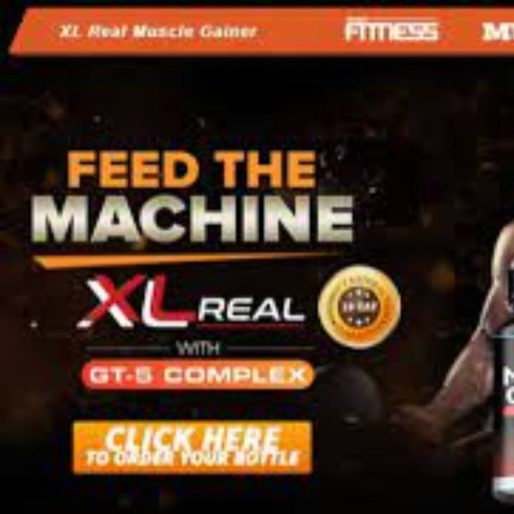 XL Real Muscle Gainer