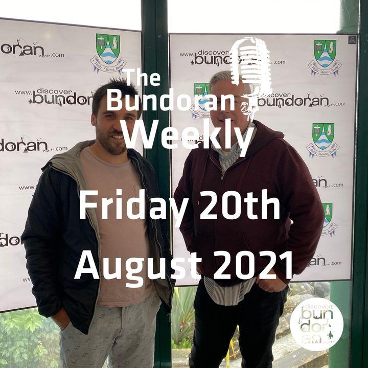 151 - The Bundoran Weekly - Friday 20th August 2021