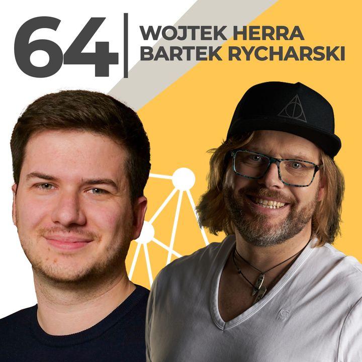 Wojciech Herra & Bartosz Rycharski - edukacja w czasach zarazy