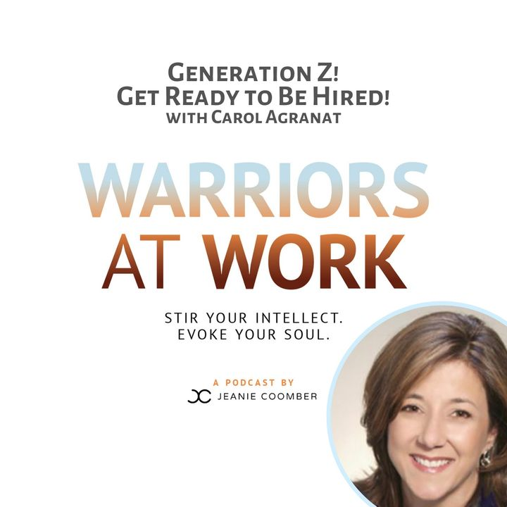 Generation Z! Get Ready to Be Hired!