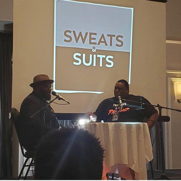Sweats & Suits Podcast: WPF Live Broadcast