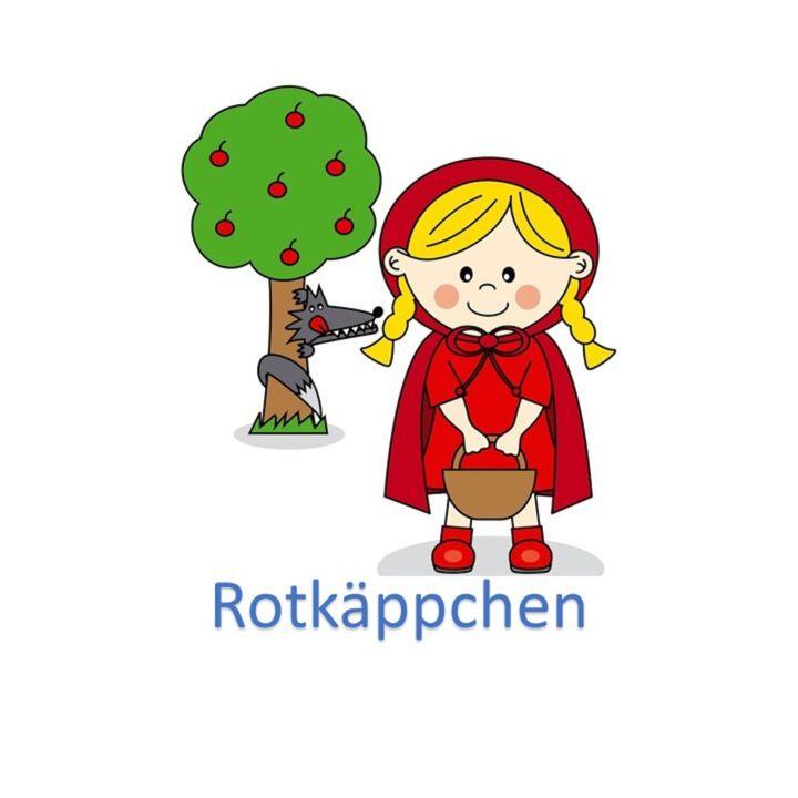 Rotkäppchen - Gebrüder Grimm