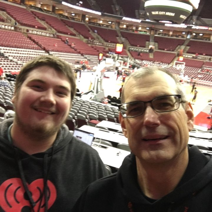 The Guys Preview Bucknell at Ohio State LIVE From The Schott