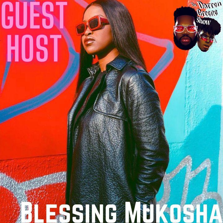 121. Blessing Mukosha   Digital Entrepreneur, Content Creator, Artist, and more....
