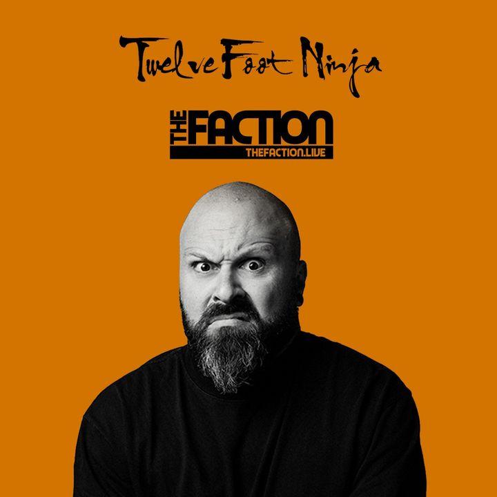Nashy chats with Stevic Mackay from Twelve Foot Ninja