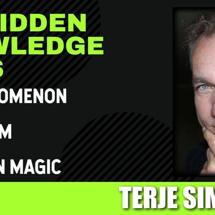 PSI Phenomenon - Occultism - Enochian Magick with Terje Simonsen