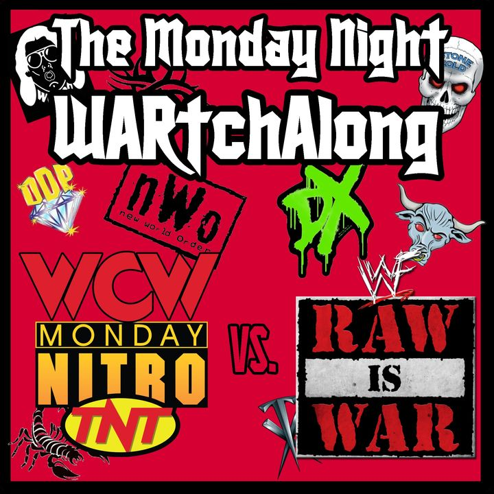 Week 8   10/30/95   Razor Ramon vs. Owen Hart For IC Title (WWF) Luger/Meng vs. American Males (WCW)