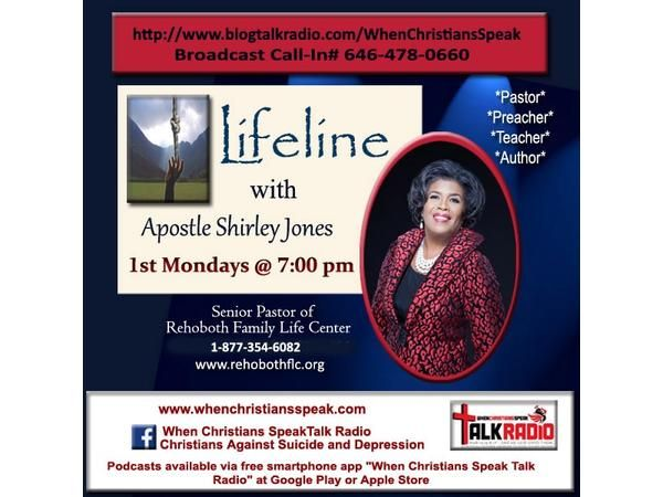 Lifeline with Apostle Shirley Jones : Stay The Course Part 3