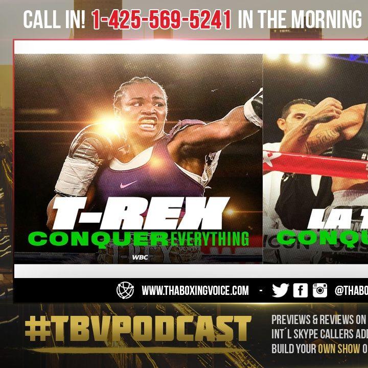 "☎️Alejandra Jimenez Beats Crews-Dezurn For WBC & WBO ""I Want Claressa Shields, at Middleweight""😱"