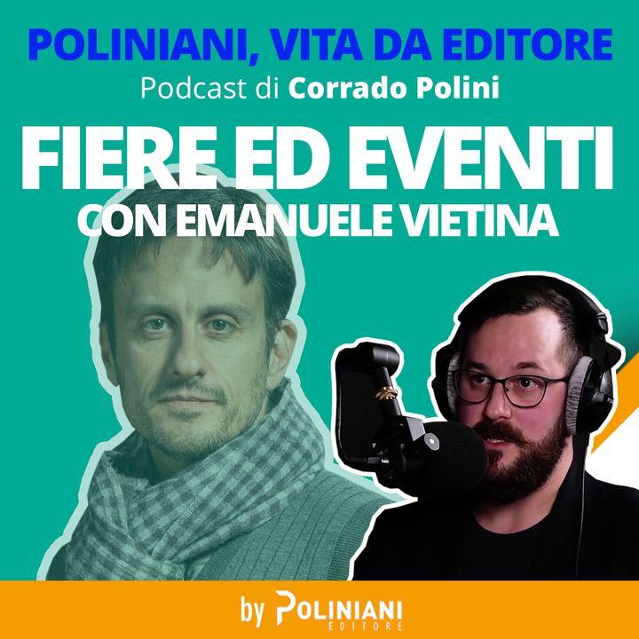 Fiere ed eventi con Emanuele Vietina