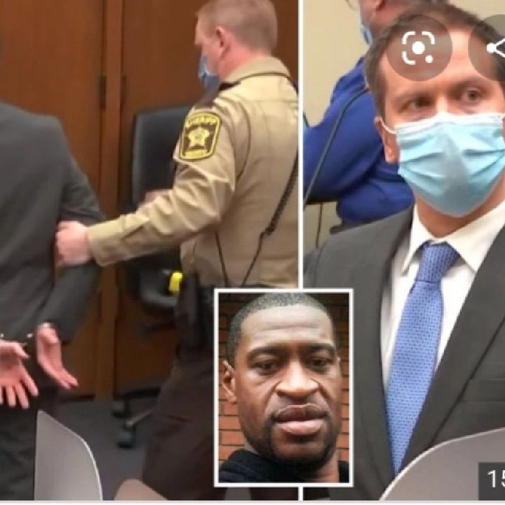 Derek Chauvin Found Guilty On All Counts; Cariol's Law & Much More!