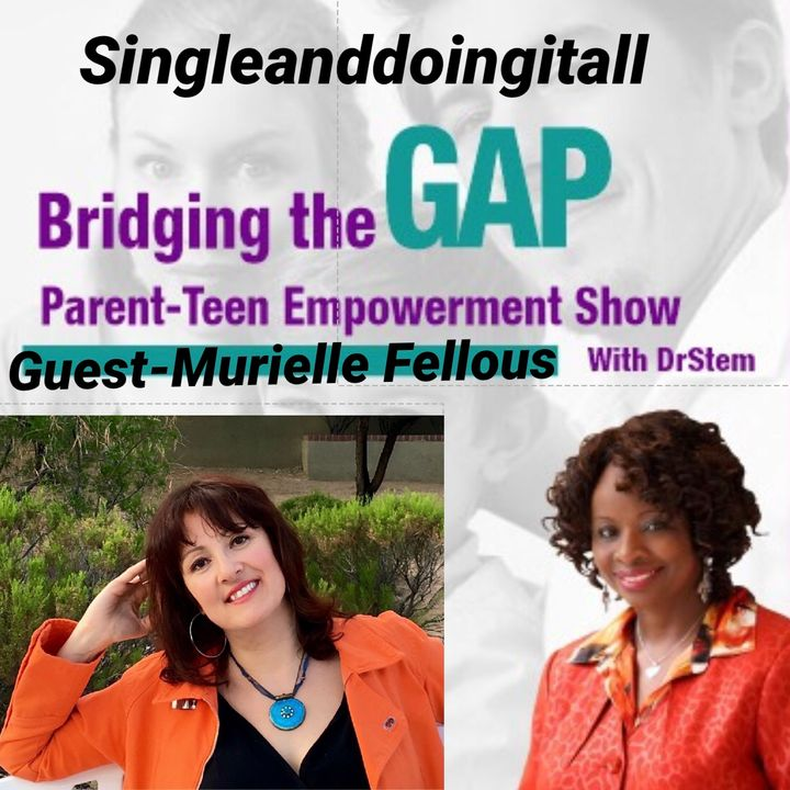 Single and Doing Doing it All - GUEST Murielle  Fellous