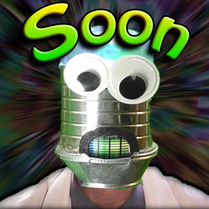 "Doctor I. M. Paranoid ""Soon 2020"""