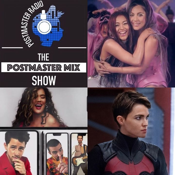 The Postmaster Mix presents: Ruby Rose leaves Batwoman, New Music from Katy Perry, Sia and more!
