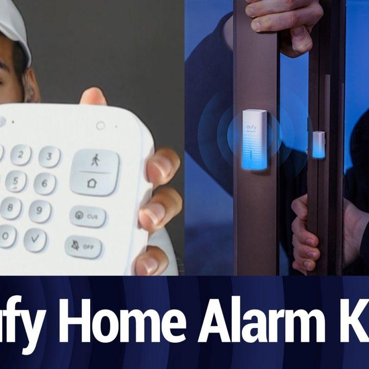 eufy Security Home Alarm Kit Impressions | TWiT Bits