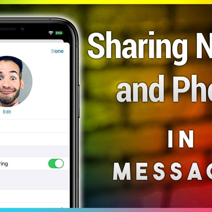 Hands-On iOS 23: Share Your Name & Photo in Messages for iOS