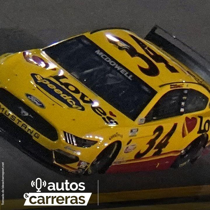Defensa innecesaria de la NASCAR