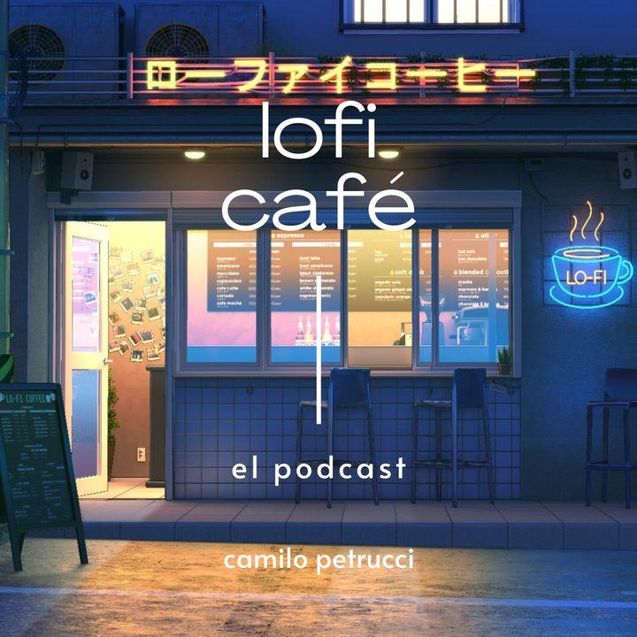 lofi café