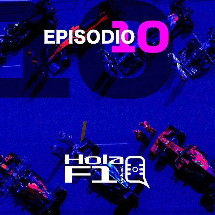 EP 10 - Sprint: llegan los rapidines a la Fórmula 1
