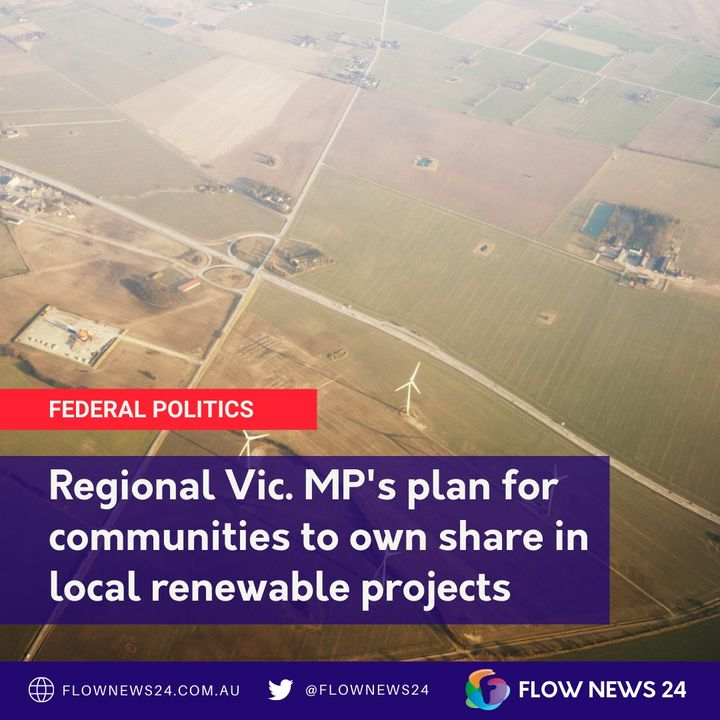 Should country communities get income from local wind farms? One MP (@HelenHainesIndi) thinks so
