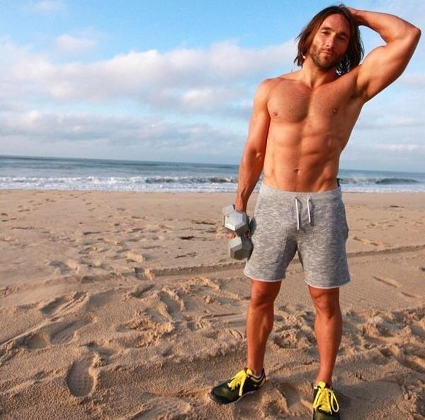 Adam Rosante Fitness Expert
