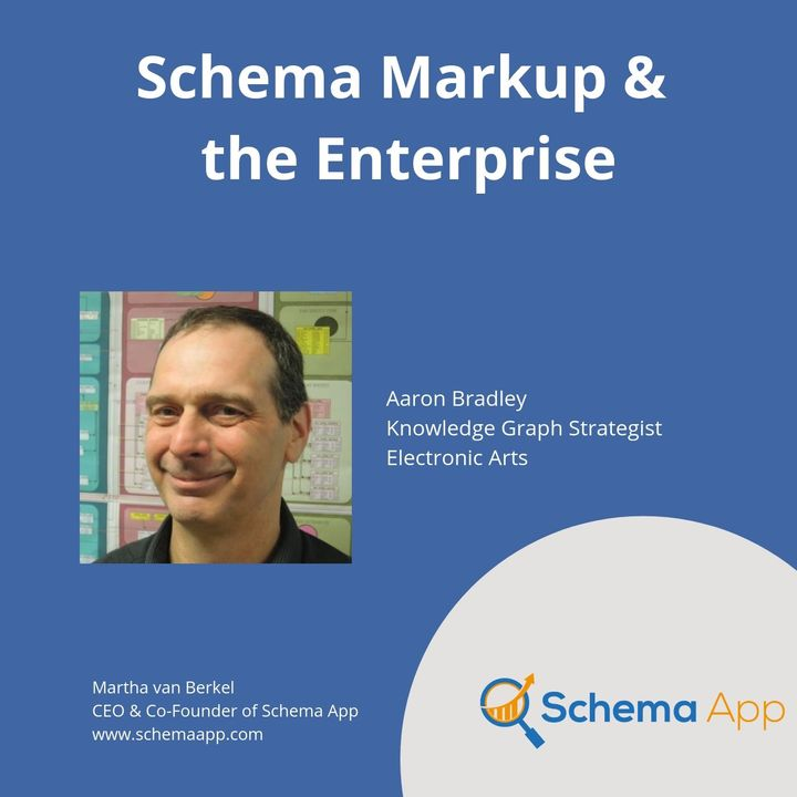 Aaron Bradley: Schema Markup and the Enterprise