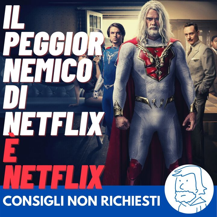 Il peggior nemico di Netflix è Netflix