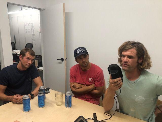 Ep. 105: Rockaway Shaper Paul Schmidt and Crew
