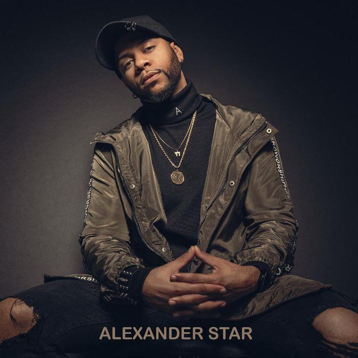 Alexander Star. Emmy-nominated recording artist.